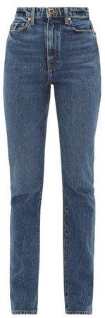 Daria Slim Fit Jeans - Womens - Denim