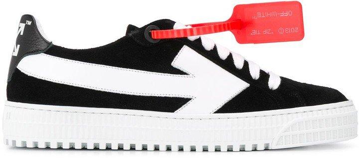 Arrow low-top sneakers