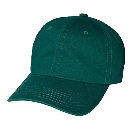 Green Baseball Cap: Amazon.com