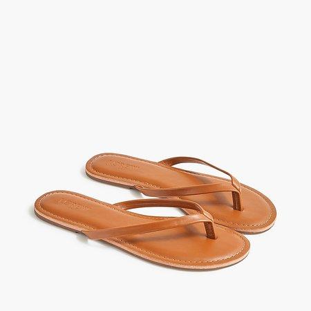 J.Crew Factory: Easy Summer Flip-flops For Women