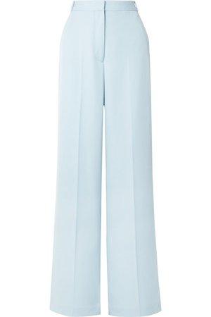 Stella McCartney | Wool straight-leg pants | NET-A-PORTER.COM