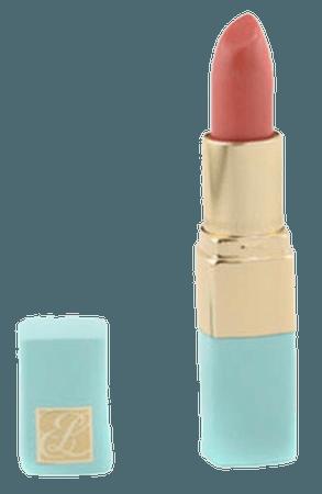 coral lipstick blue tube