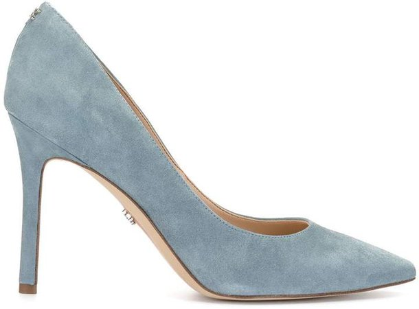 Hazel pointed pumps