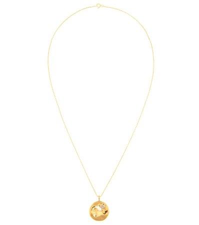 Star Pendant Gold-Plated Necklace - THEODORA WARRE | Mytheresa