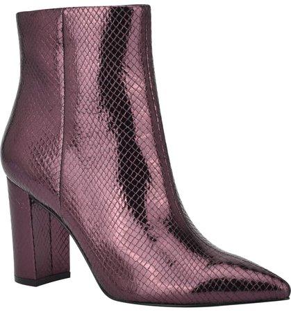 Marc Fisher LTD Ulani Pointy Toe Bootie (Women) | Nordstrom