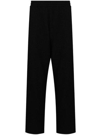Jil Sander Tailored straight-leg Trousers - Farfetch