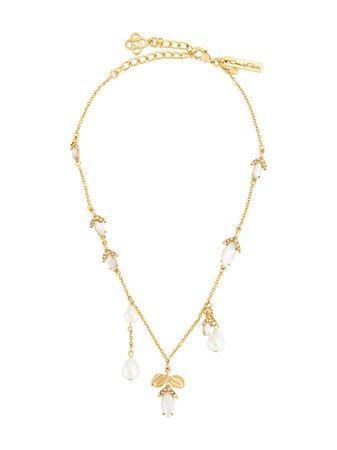 Oscar De La Renta, pearl-drop Necklace