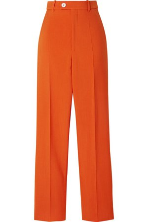 Gucci | Wool-blend tapered pants | NET-A-PORTER.COM