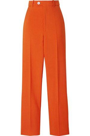 Gucci   Wool-blend tapered pants   NET-A-PORTER.COM
