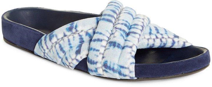 Holden Tie Dye Slide Sandal