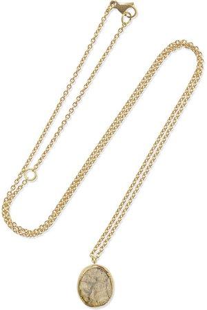 Brooke Gregson | 18-karat gold diamond necklace | NET-A-PORTER.COM