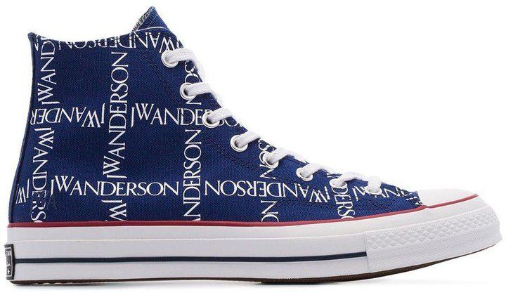 Converse X Jw Anderson x Converse Chuck Taylor high tops