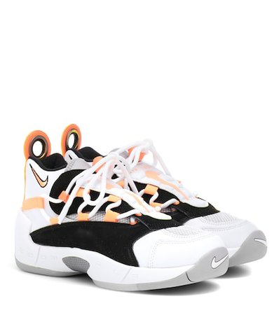 Air Swoopes II sneakers