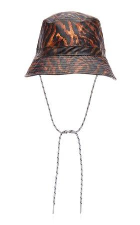 Ganni Printed Bucket Hat