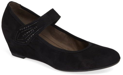 Sacchetto Mary Jane Pump