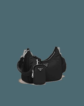 Prada Re-Edition 2005 Nylon Bag   Prada