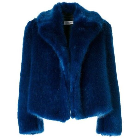 fur jacket coat