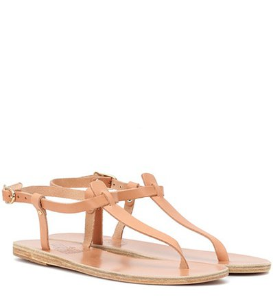 Lito leather sandals
