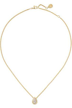 Boucheron | Serpent Bohème 18-karat gold diamond necklace | NET-A-PORTER.COM