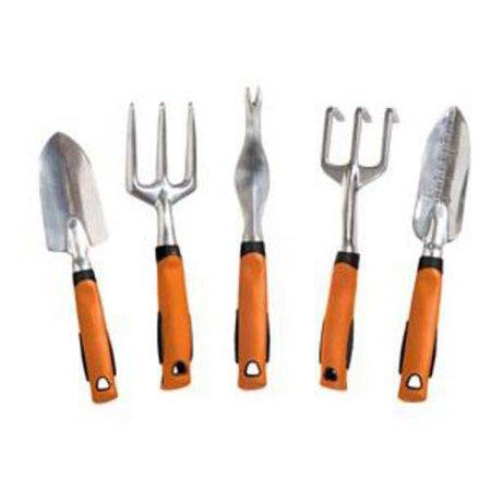 Leonard Complete Aluminum Gardening Tool Set