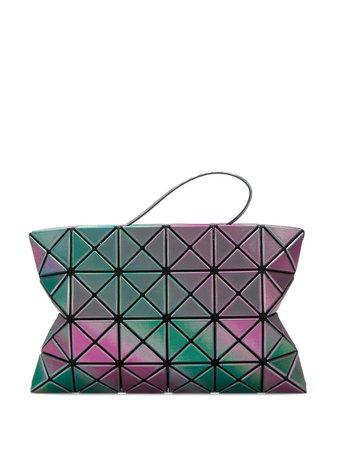 Bao Bao Issey Miyake iridescent clutch bag £389 - Shop Online - Fast Global Shipping, Price