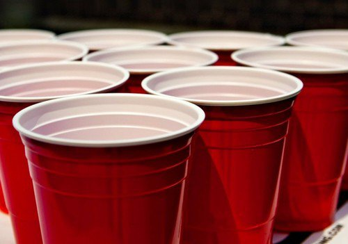 DIY: The Ultimate Beer Pong Table   on We Heart It