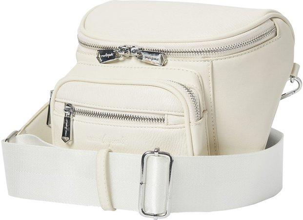High Impact Vegan Leather Shoulder Bag