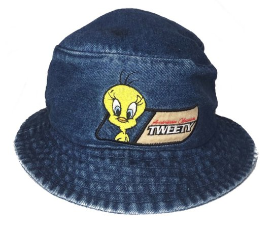 tweety bird bucket hat
