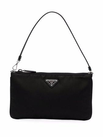Prada mini Re-Nylon top-handle bag - FARFETCH
