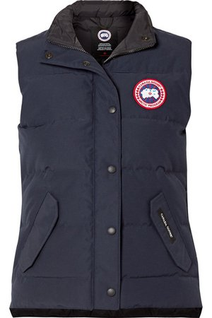 Canada Goose | Freestyle quilted shell down vest | NET-A-PORTER.COM