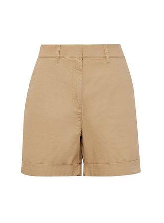 **DP Tall Stone Chino Shorts | Dorothy Perkins