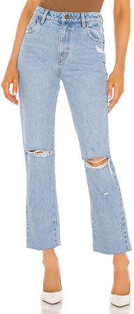 Original Straight Leg Jean