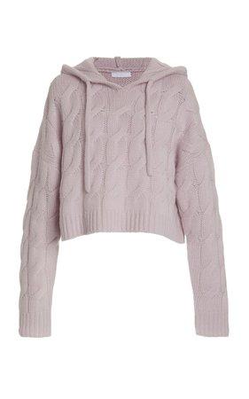 Luke Hooded Cashmere Sweater By Sablyn | Moda Operandi