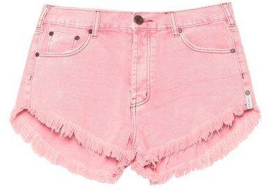ONETEASPOON Denim shorts