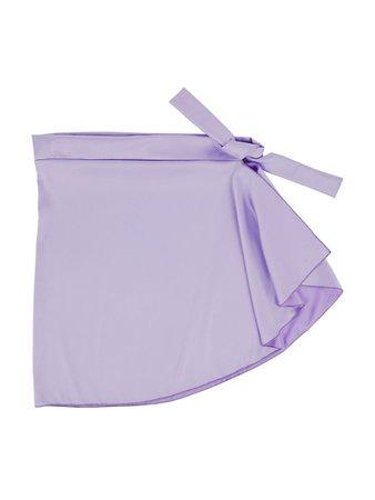 odd92 | Fantabody - Lilac Satin Sarong - Spring/Summer 2019 Womenswear
