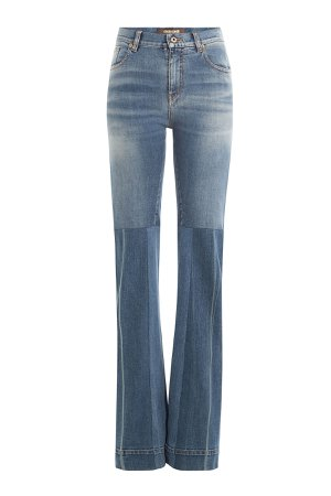 Flared Jeans with Patchwork Gr. IT 40