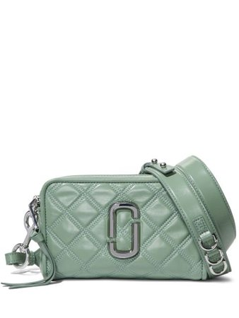 Green Marc Jacobs The Quilted Softshot bag - Farfetch