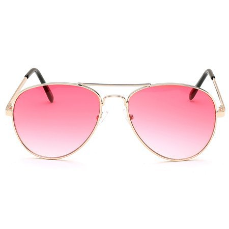Falari - Aviator Sunglasses for Men Women Vintage Sports Driving Mirrored - Walmart.com - Walmart.com