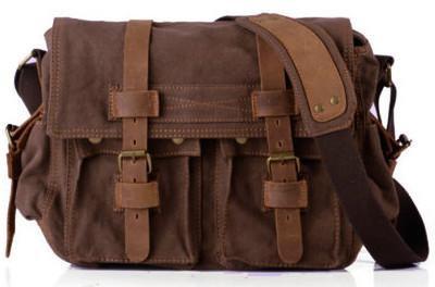 messenger bag brown - Google Search