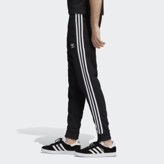 adidas 3-Stripes Pants - Black | adidas US