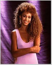 curly 80s hair - Google Search