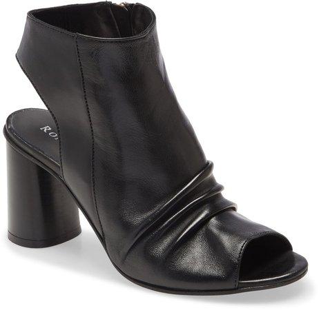 Savita Peep Toe Sandal