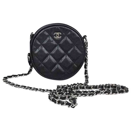 Timeless/classique leather crossbody bag Chanel Black in Leather - 6848478