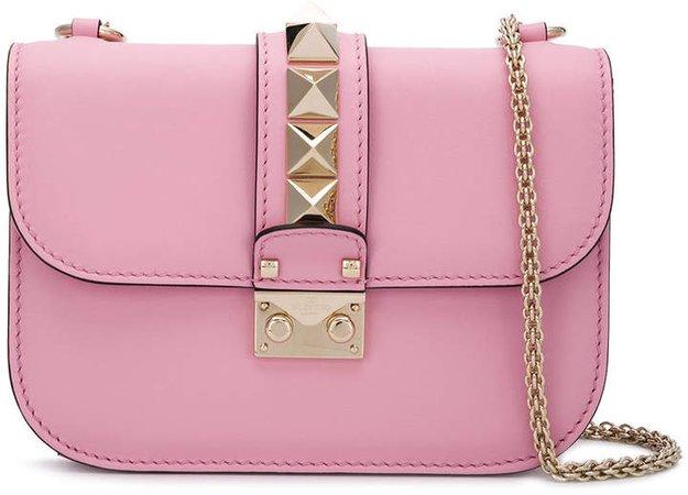 Glamlock shoulder bag
