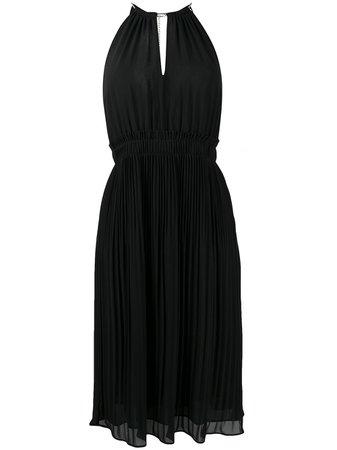 Michael Michael Kors плиссированное платье миди - купить в интернет магазине в Москве   Цены, Фото.