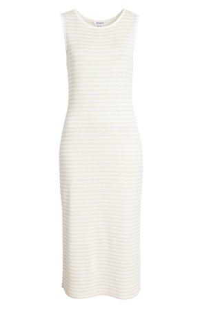 BB Dakota Stripe Midi Dress   Nordstrom