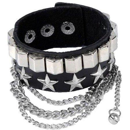 Punk Rock Bracelets
