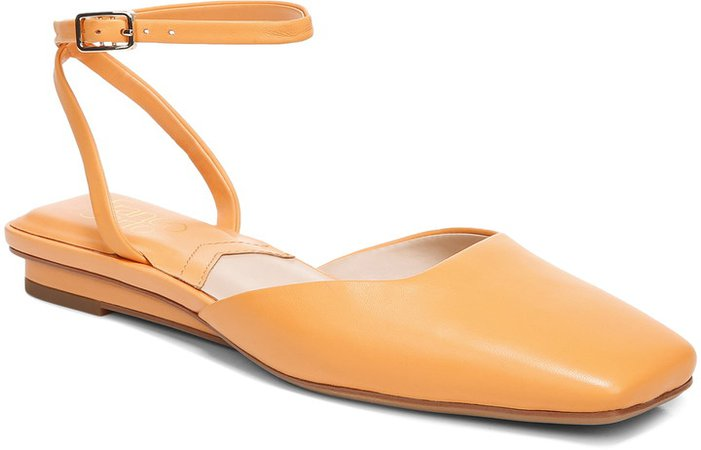 Jolee Ankle Strap Flat