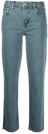 Adele mid-rise jeans