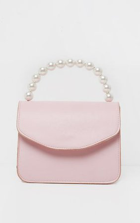 Pink Pearl Mini Grab Bag   Accessories   PrettyLittleThing